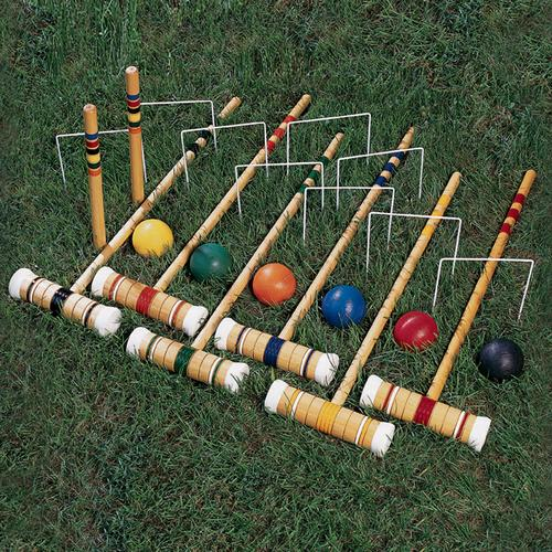 Croquet Game : Croquet Extravaganza - Pass Christian Yacht Club